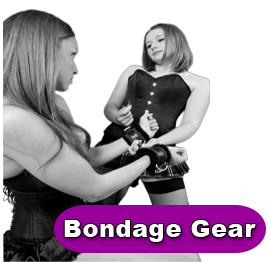 Bondage Gear Button
